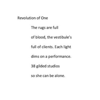 Revolution of One-page-001